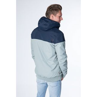 ALIFE AND KICKIN MR DIAMOND Winterjacke Herren marine