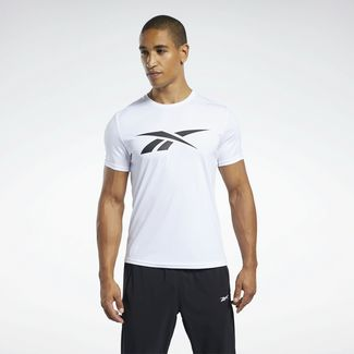 Reebok Yogashirt Herren Weiß