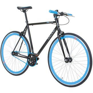Galano Galano Blade 700c Singlespeed Fixie Rennrad schwarz/blau