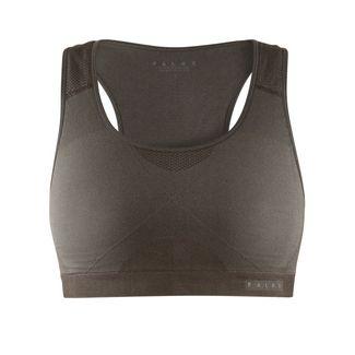 Falke Madison Low Support Sport-BH Damen black olive (7153)