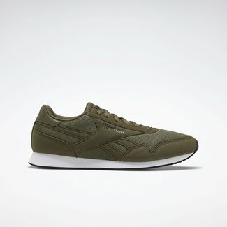 Reebok Sneaker Herren Army Green / Black / White