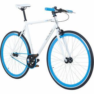 Galano Galano Blade 700c Singlespeed Fixie Rennrad weiß/blau