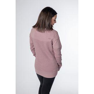 CNSRD SUNSHINE Sweatshirt Damen lavender stripes