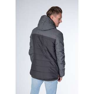 ALIFE AND KICKIN AUSTIN Winterjacke Herren iron