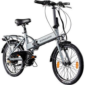 Zündapp Zündapp Z101 E-Klapprad E-Bike silber