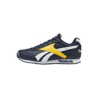 Reebok Reebok Royal Classic Jogger 2.0 Shoes Sneaker Kinder Collegiate Navy / Solar Gold / White