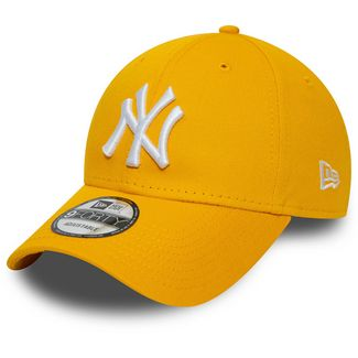 New Era 9FORTY Cap Kinder yellow