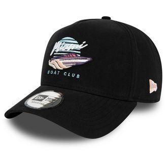 New Era Beach Trucker Cap black