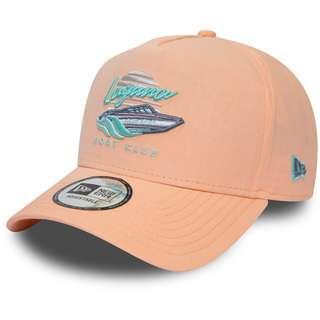 New Era Beach Trucker Cap rosa