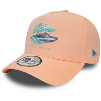 New Era Beach Trucker Cap rosa