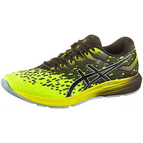 ASICS DYNAFLYTE 4 Laufschuhe Herren black safety yellow im Online Shop von SportScheck kaufen