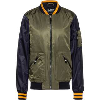 Superdry FLIGHT Bomberjacke Herren eagle green
