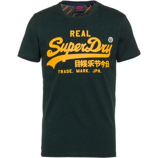 Superdry VL 1ST T-Shirt Herren pine