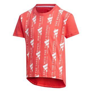 adidas T-Shirt Kinder Core Pink