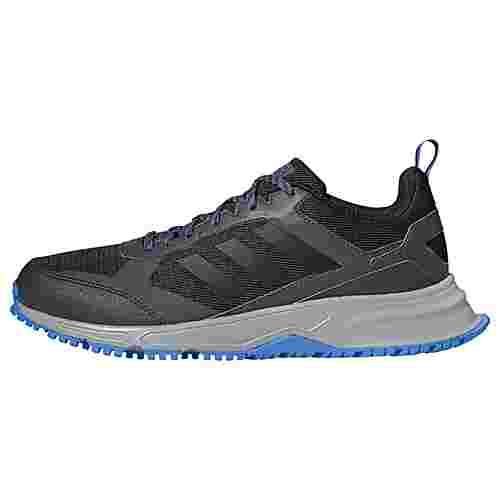 adidas Rockadia Trail 3.0 Schuh Laufschuhe Herren Grey Six / Core Black / Real Blue
