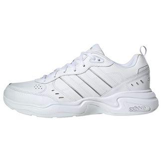adidas Strutter Schuh Fitnessschuhe Herren Cloud White / Cloud White / Matte Silver