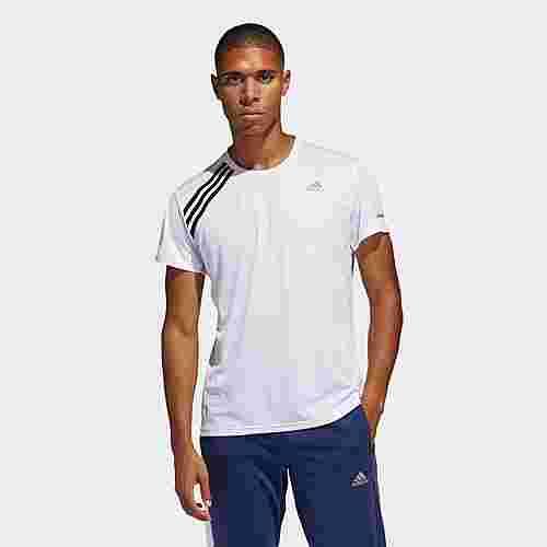 adidas T-Shirt Herren White / Black