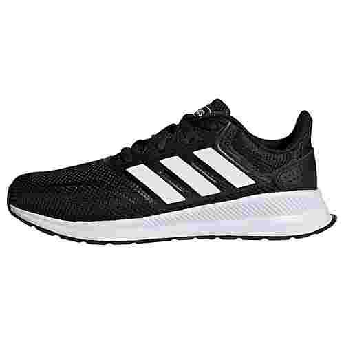 adidas Runfalcon Schuh Laufschuhe Kinder Core Black / Cloud White / Core Black