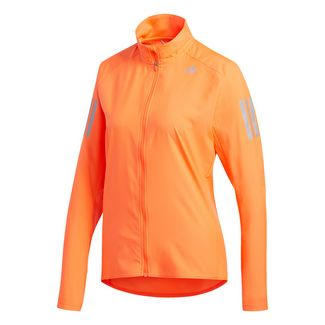 adidas Own the Run Jacke Regenjacke Damen Solar Red