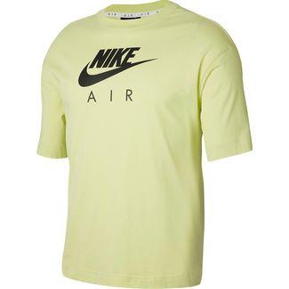 Nike Air T-Shirt Damen limelight