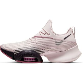 Nike Air Zoom Superrep Fitnessschuhe Damen barely rose-burgundy ash-shadowberry