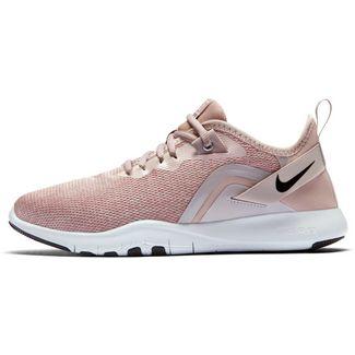 Nike Fley Trainer 9 Fitnessschuhe Damen stone mauve-black-barely rose
