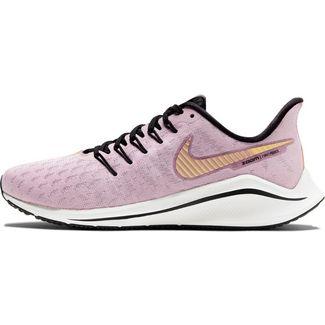 Nike Air Zoom Vomero 14 Laufschuhe Damen plum chalk-metallic gold-infinite gold