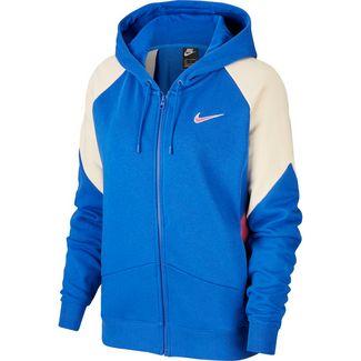 Pullover & Sweats für Damen von Nike in blau im Online Shop