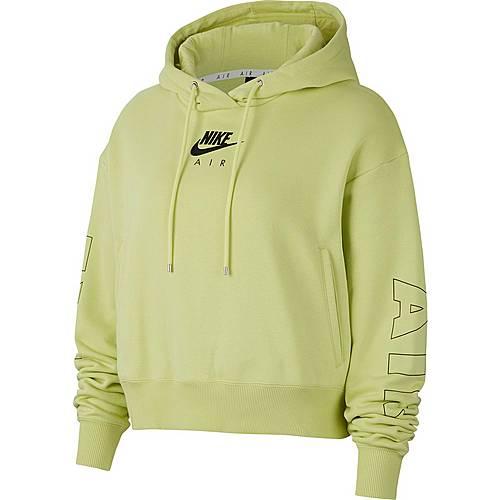 Nike Air Hoodie Damen limelight ice silver im Online Shop von SportScheck kaufen