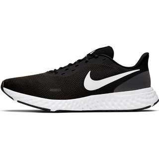 Nike Revolution 5 Laufschuhe Herren black-white-anthracite