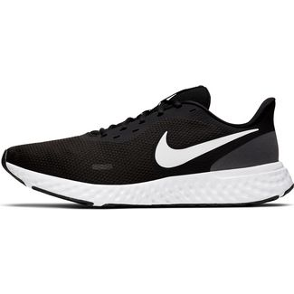 Nike Revolution 5 Laufschuhe Herren black-white-anthracite