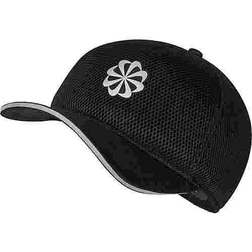 Nike Dry Arobill Cap Herren black-reflective silv