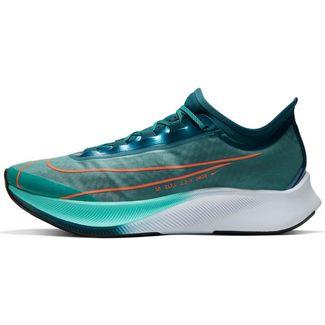 Nike Zoom Fly 3 Laufschuhe Herren neptune green-hyper crimson-midnight turq-aurora green-white