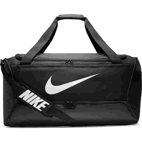 Nike Brasilia L Sporttasche black-black-white