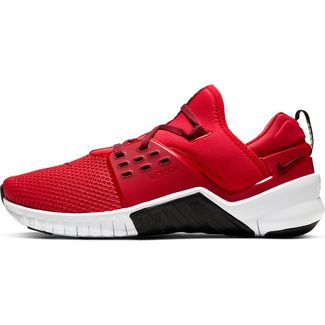 Nike Free X Metcon 2 Fitnessschuhe Herren university red-team red-black-white