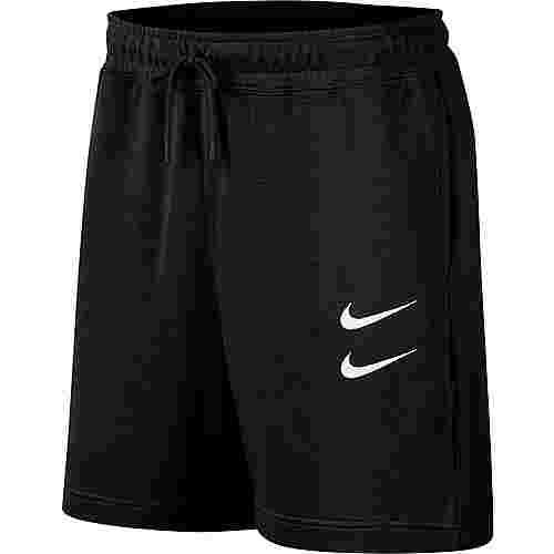 Nike NSW Swoosh Shorts Herren black-white