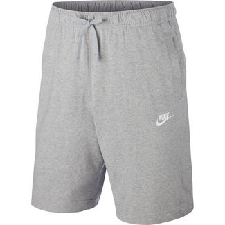 Nike NSW Club Shorts Herren dk grey heather-white