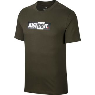 Nike NSW JDI Bumper T-Shirt Herren sequoia