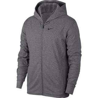 Nike Hyper Dry Trainingsjacke Herren black-htr-black