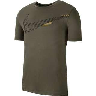Nike Hyper Dry Funktionsshirt Herren sequoia-medium olive-htr