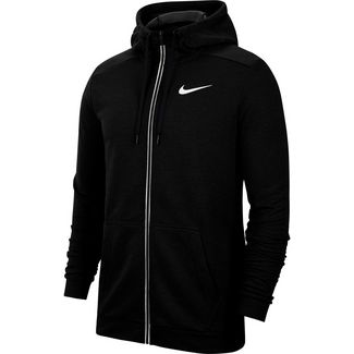 Nike Dry Trainingsjacke Herren black-white