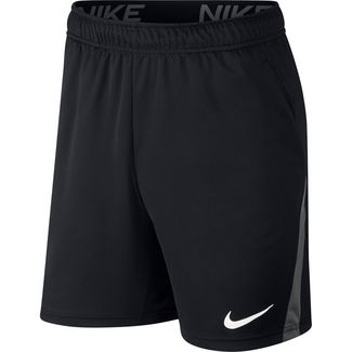 Nike Dry Funktionsshorts Herren black-iron grey-white