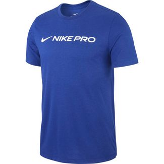 Nike Dry Pro Trainingsshirt Herren deep royal blue