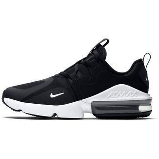 Nike Air Max Infinity Sneaker Kinder black-white