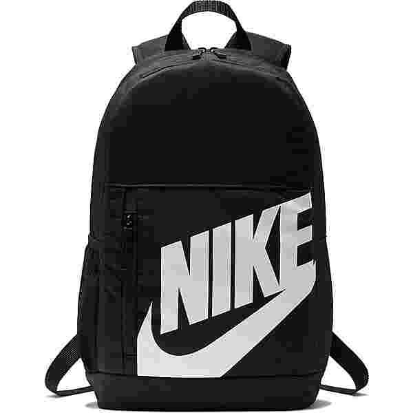 Nike Rucksack Elemental Daypack Kinder black-black-white