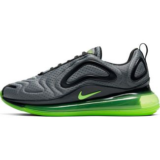 Nike Air Max 720 Sneaker Herren smoke grey-electric green-anthracite