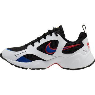 Nike Air Heights Sneaker Herren black-hyper blue-white-track red