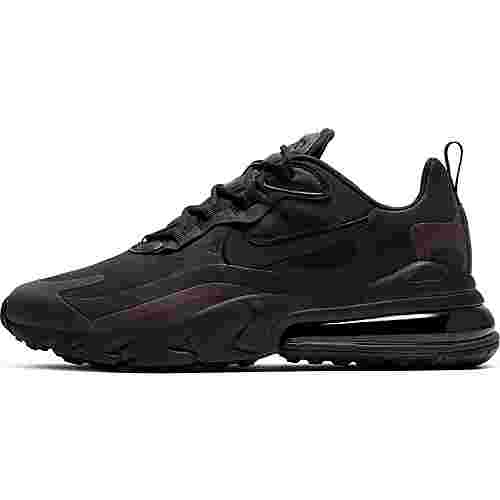 Nike Air Max 270 React Sneaker Herren black-oil grey-oil grey-black