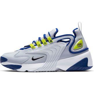 Nike Zoom 2K Sneaker Herren sky grey-black-bright cactus-hyper blue