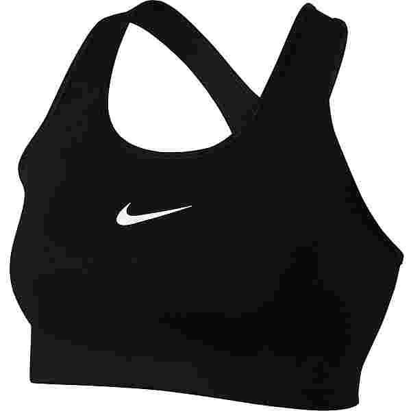 Nike Plus Size BH Damen black-white